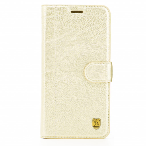 Luxus Business Flip Gold Apple iPhone X Schutz Hülle PU Leder Handy Cover Luxus Business Flip Gold Apple iPhone X Schutz Hülle PU Leder Handy Cover