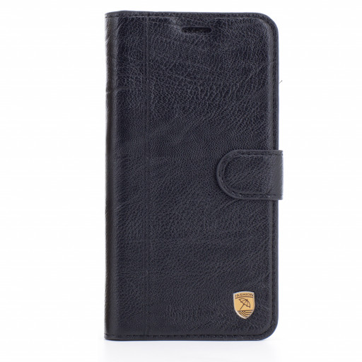 Luxus Business Flip Case Schwarz Apple iPhone X Schutz Hülle PU Leder Handy Cover Luxus Business Flip Case Schwarz Apple iPhone X Schutz Hülle PU Leder Handy Cover