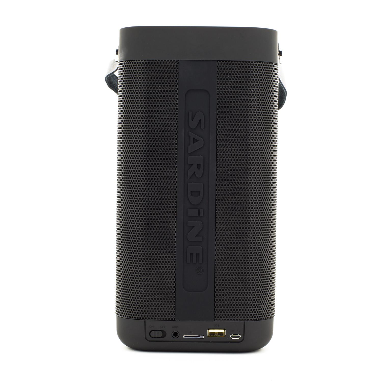 wireless outdoor lautsprecher mit 82 db und lithium akku. Black Bedroom Furniture Sets. Home Design Ideas