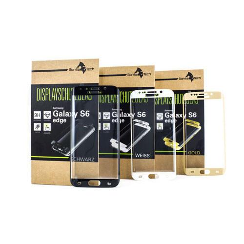 Samsung Galaxy S6 edge Displayschutzglas