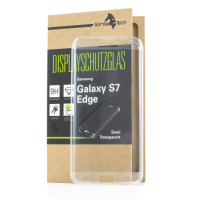 Samsung Galaxy S7 edge Displayschutzglas - Semi Transparent