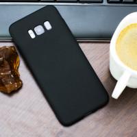 TPU Silikon Case Samsung S8  Schutz Hülle Tasche Handyhülle Schale Cover Dünn