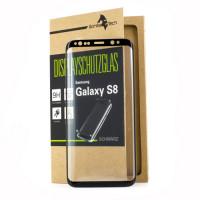 Panzerglas Displayschutzglas infinity Display Samsung Galaxy S8