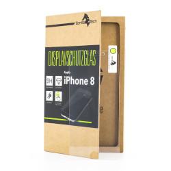 Panzerglas Apple iPhone 8 Schutzfolie Schutzglas Echtglas Displayschutz 2,5 D
