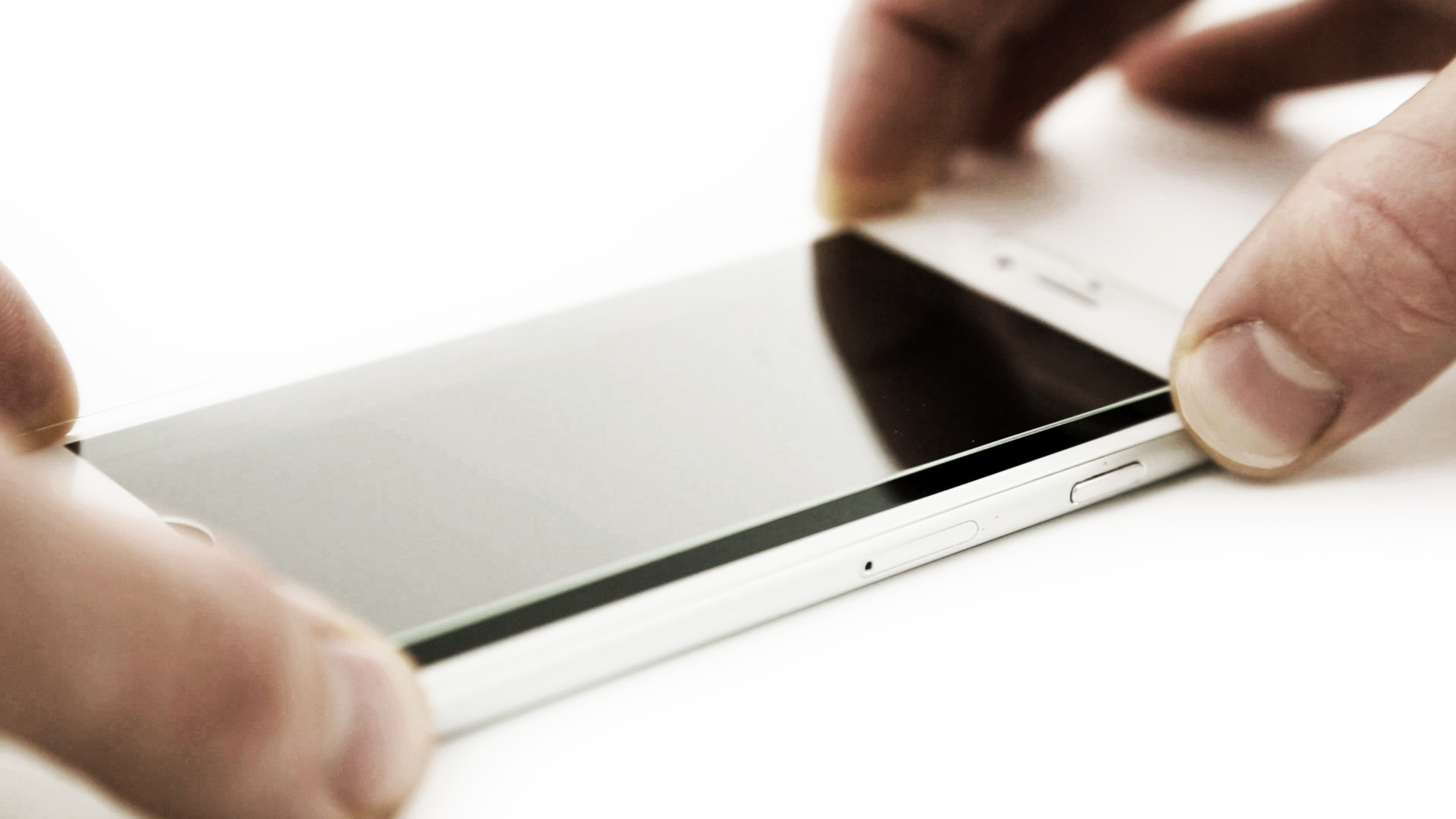 Displayschutzglas für Smartphones von GorillaTech